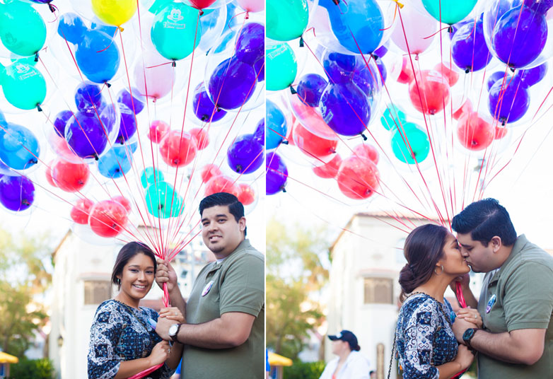 Image 21 of Christina and Jon; Proposal at Disney