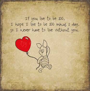 Pooh Love Quotes Amusing Love Quotables