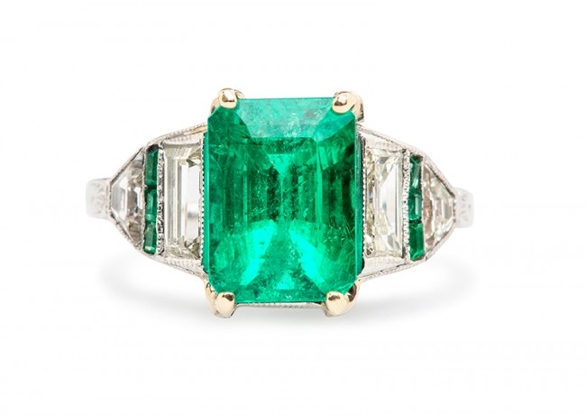 13-vintage-emerald-diamond-engagement-art-deco-ring-eaglelake