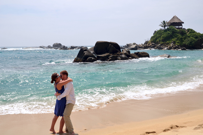 Image 6 of Michelle and John | Marriage Proposal on the Beach
