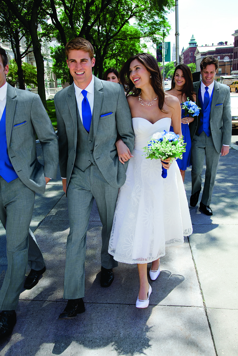Image 1 of Groom Trends: Spring and Summer Colors by Jos. A. Bank