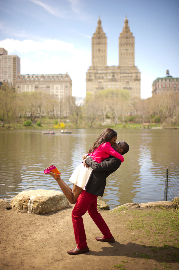 Image 20 of Central Park Marriage Proposal