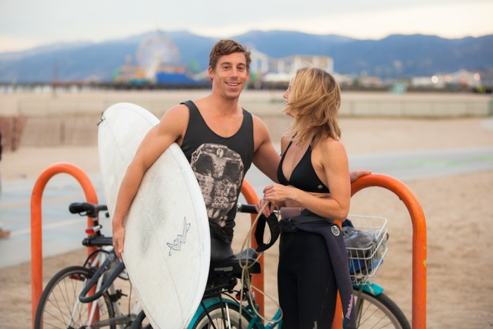 Image 7 of Awesome Surfing Marriage Proposal | Rob and Jessica