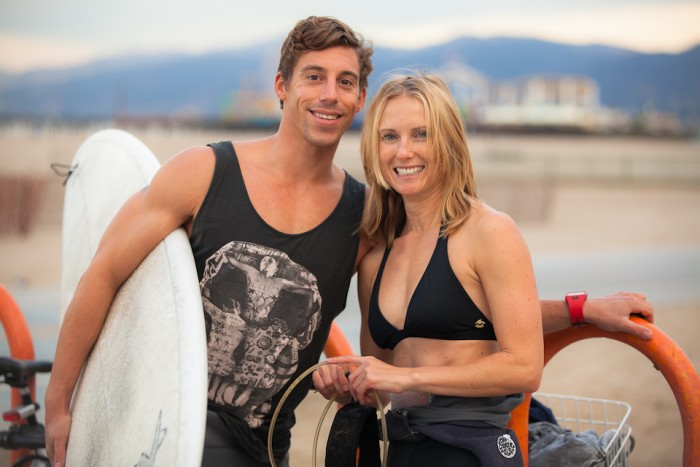 Image 8 of Awesome Surfing Marriage Proposal | Rob and Jessica