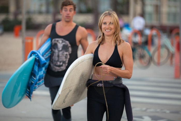Image 4 of Awesome Surfing Marriage Proposal | Rob and Jessica