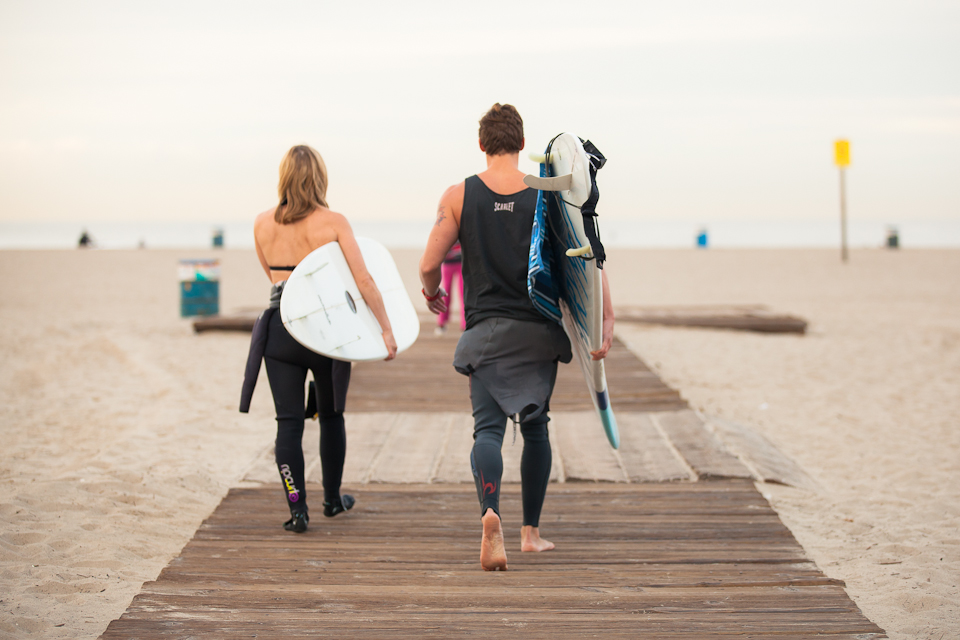 Image 9 of Awesome Surfing Marriage Proposal | Rob and Jessica