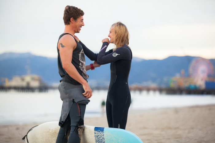Image 26 of Awesome Surfing Marriage Proposal | Rob and Jessica