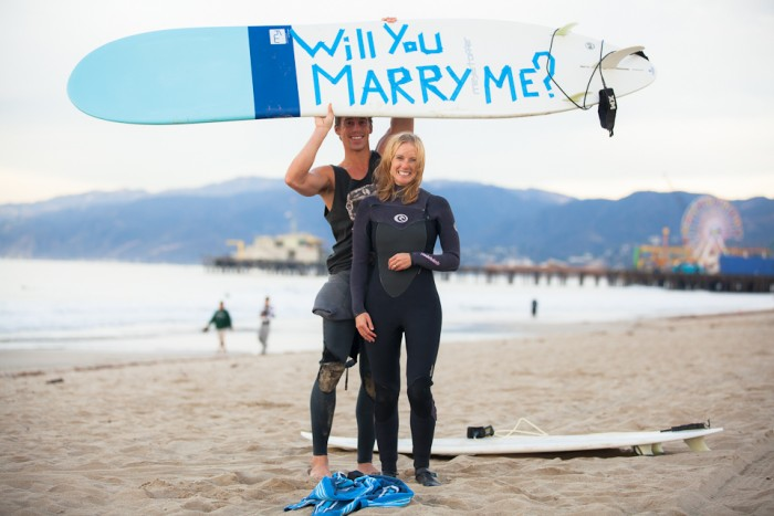 Image 6 of 15 Beach Proposal Ideas: For Your Sandy Marriage Proposal this Summer