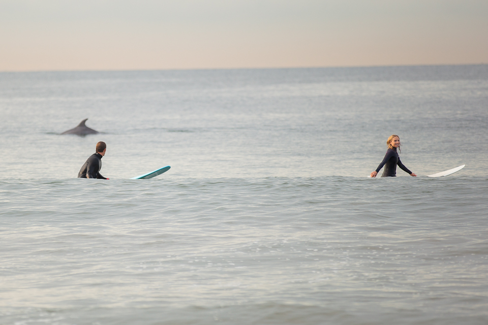 Image 31 of Awesome Surfing Marriage Proposal | Rob and Jessica