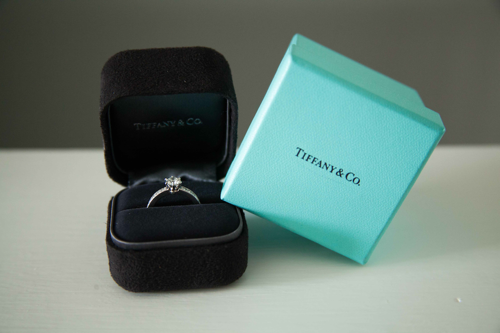 Tiffany Proposal Story