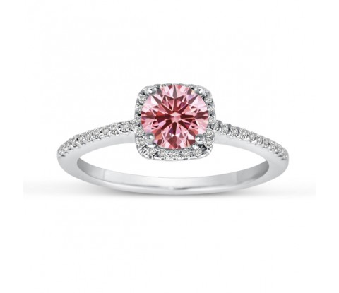 Image 7 of 8 Colored Engagement Rings That ROCK