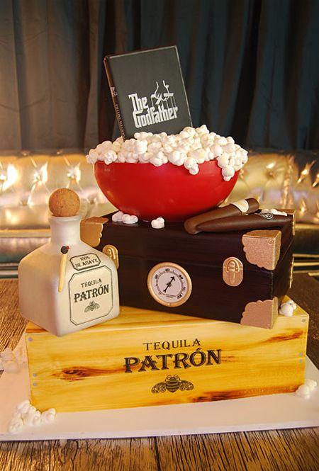 groom's cake 2