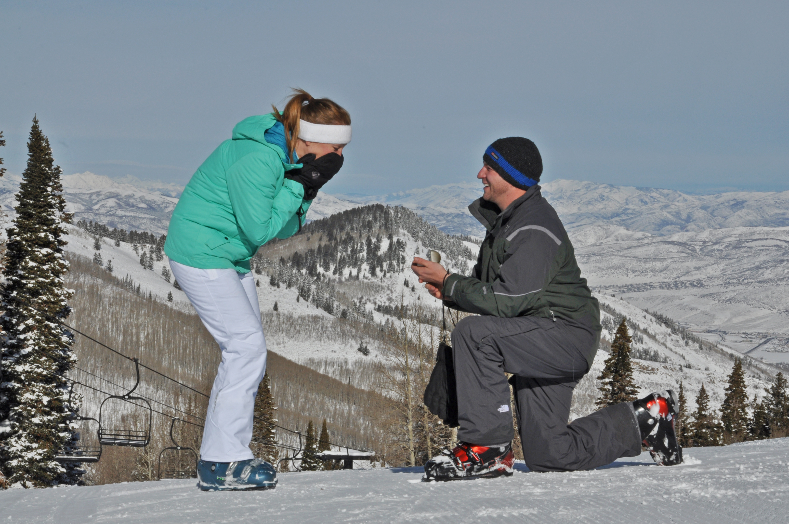 Image 2 of Kristin and Dustin | Park City Proposal