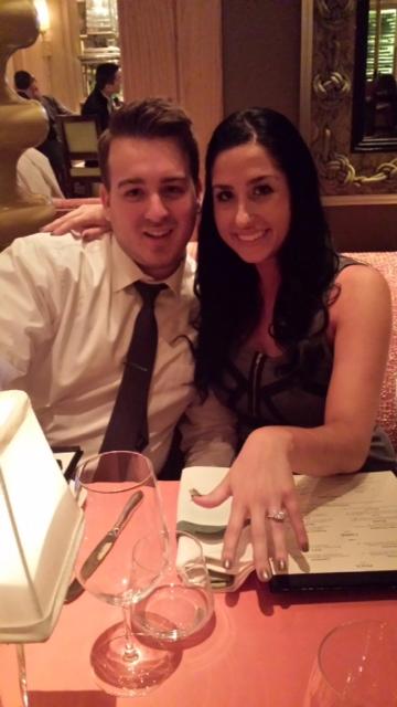Image 1 of Marena and Louis | Las Vegas Marriage Proposal