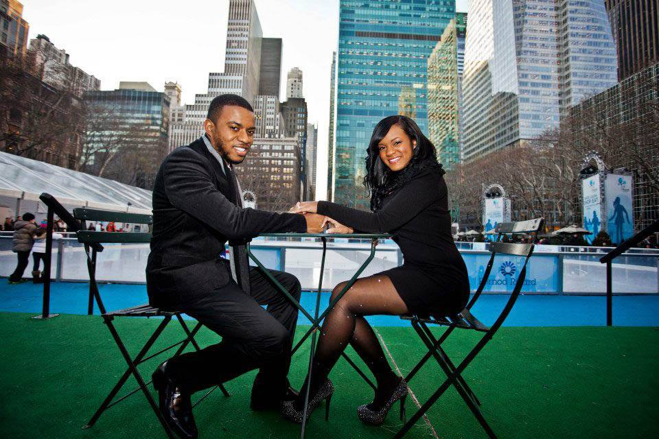 Image 2 of Top of the Rock Proposal | Rayne' and Errol
