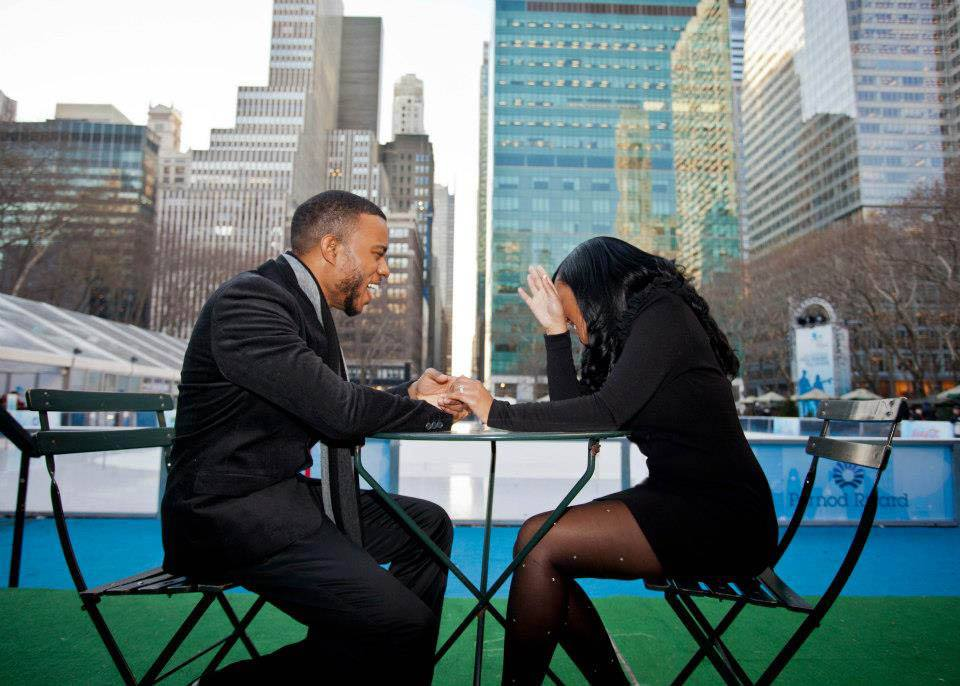 Image 6 of Top of the Rock Proposal | Rayne' and Errol