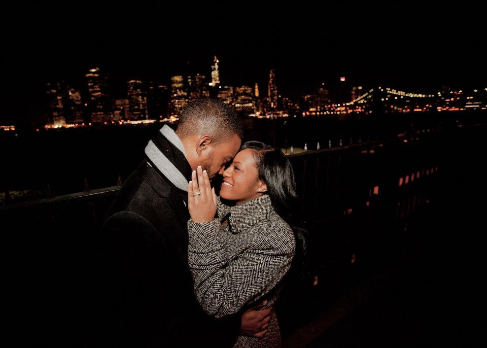 Image 3 of Top of the Rock Proposal | Rayne' and Errol