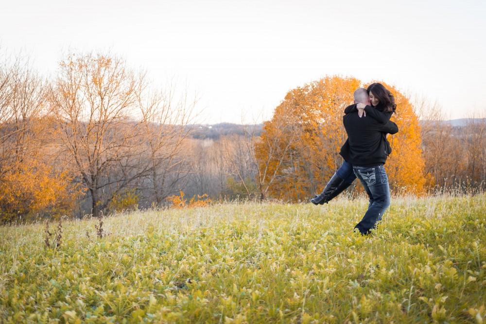 Image 2 of Erika and Kyle's Cowboy Proposal