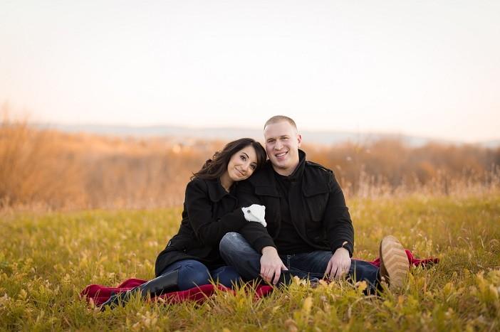 Image 1 of Erika and Kyle's Cowboy Proposal