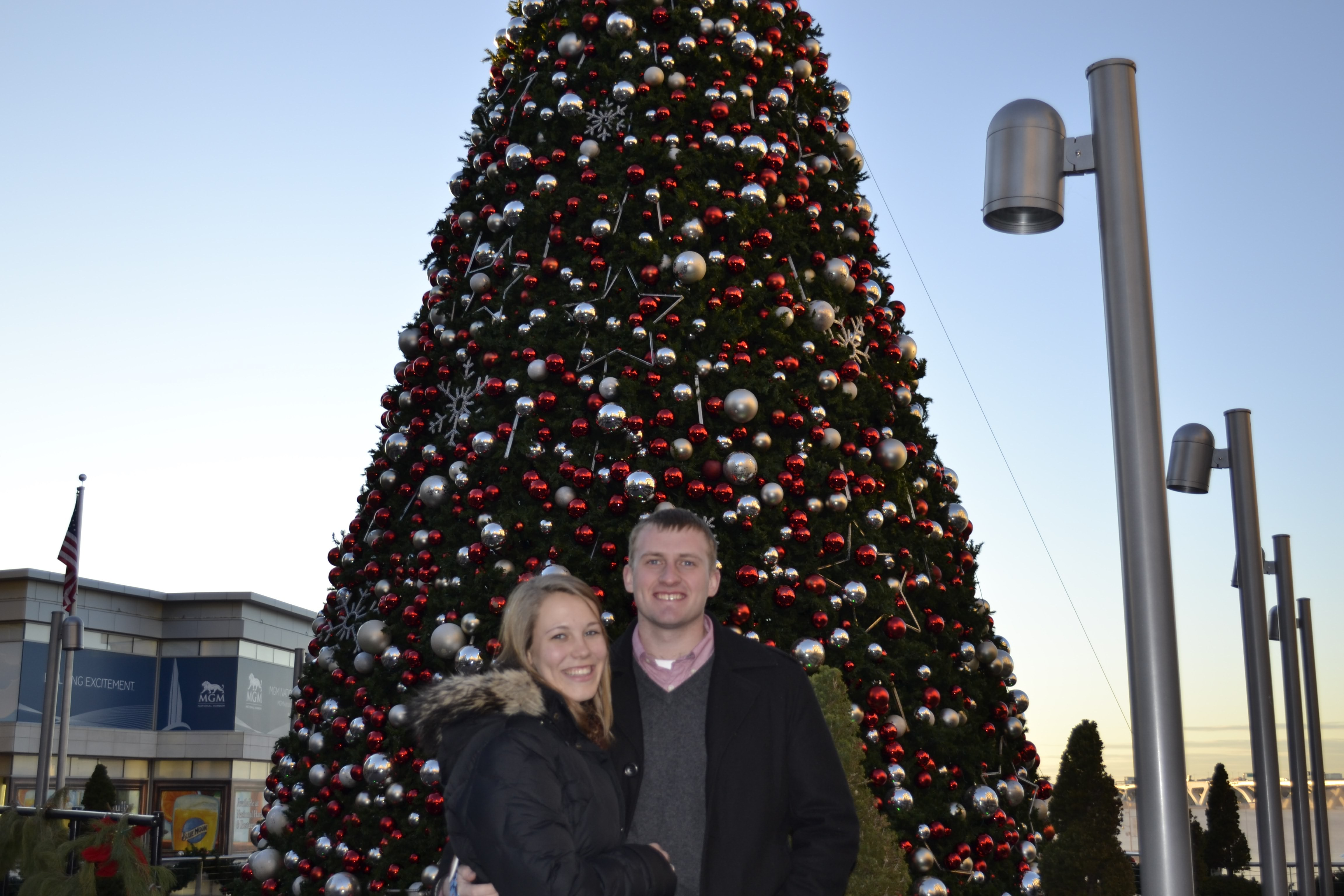 Image 9 of Kaitlin and Logan | Engaged at The National Harbor