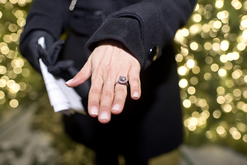Image 8 of Christmas Eve Marriage Proposal