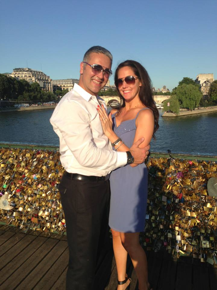Image 1 of Erica and Doug | Proposal in Paris