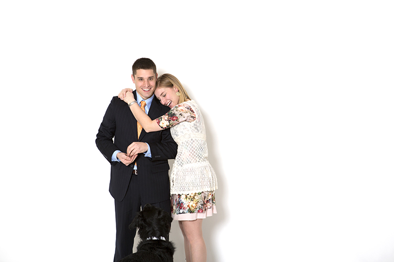 Image 2 of Family Photoshoot (Dog Too!) Turns into Marriage Proposal