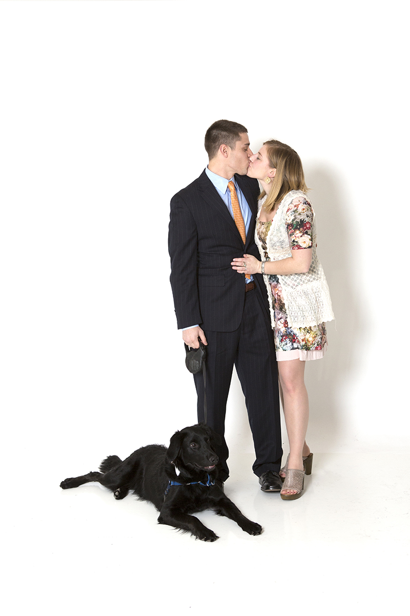 Image 12 of Family Photoshoot (Dog Too!) Turns into Marriage Proposal