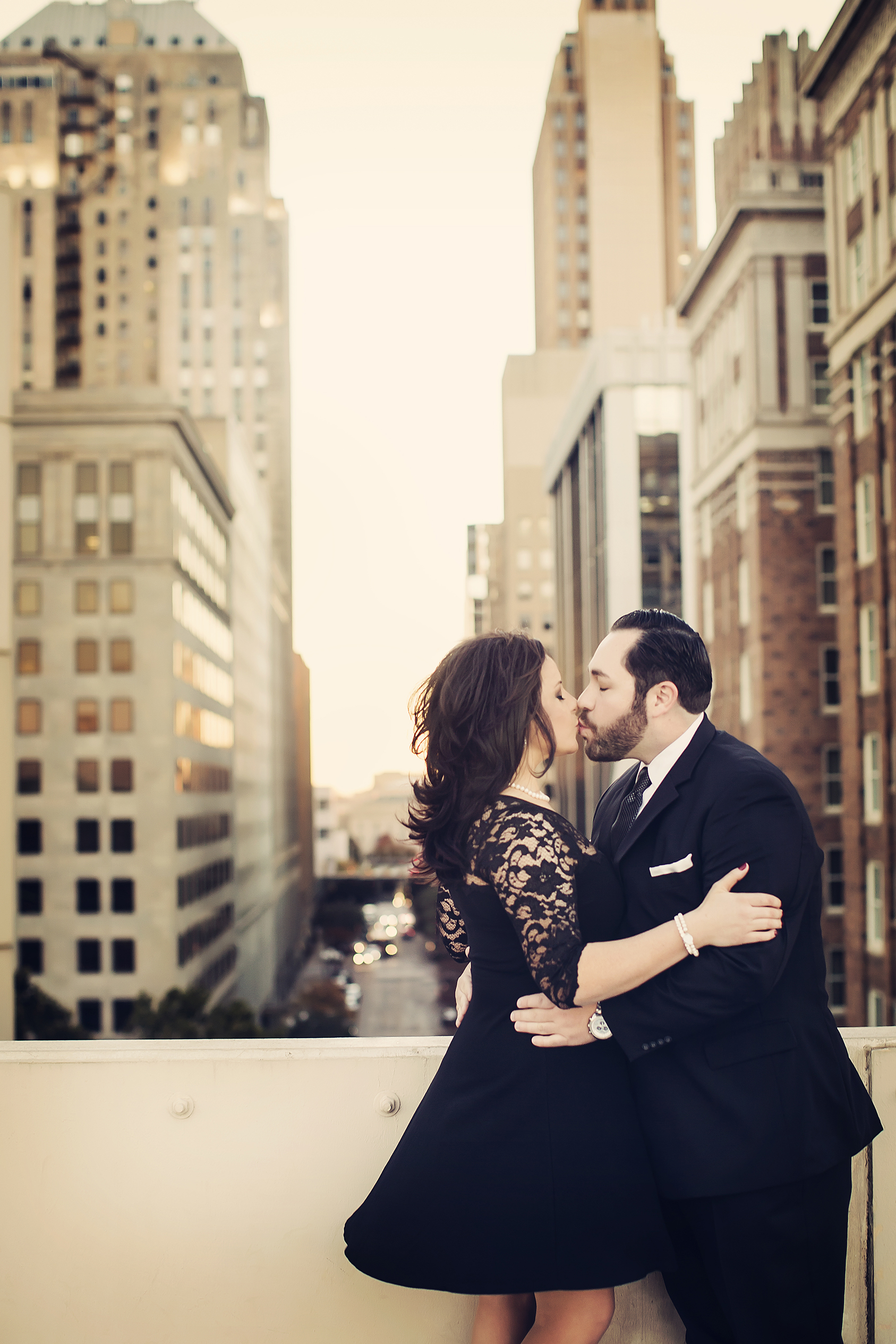 Image 2 of Ashlee and Rick | Eiffel Tower Marriage Proposal