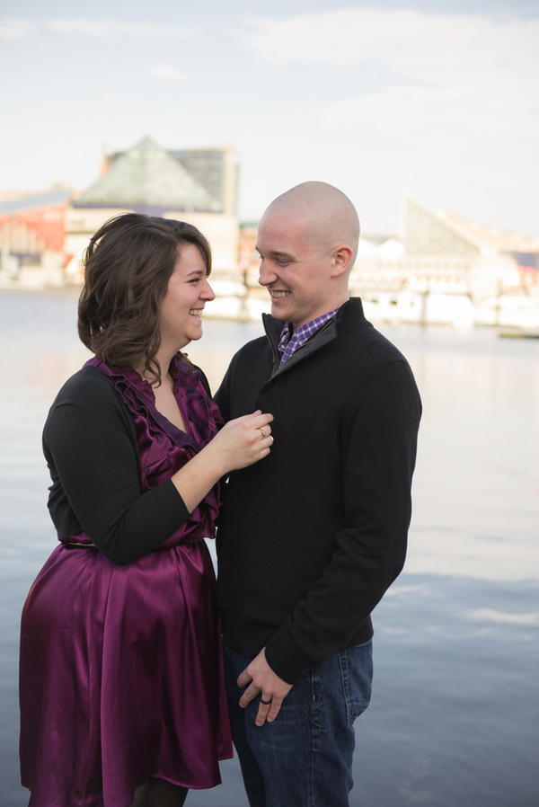 Image 9 of Baltimore Harbor Marriage Proposal