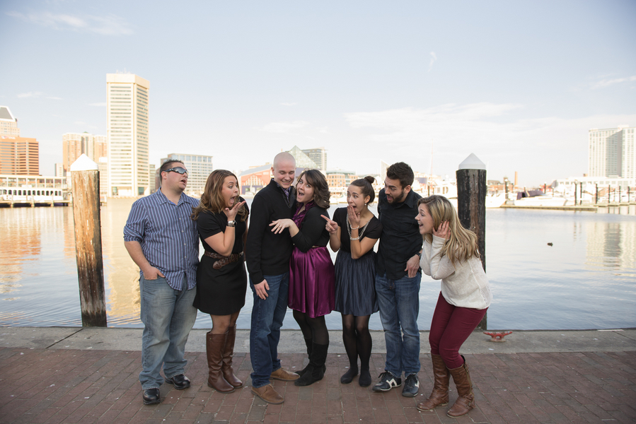 Image 13 of Baltimore Harbor Marriage Proposal