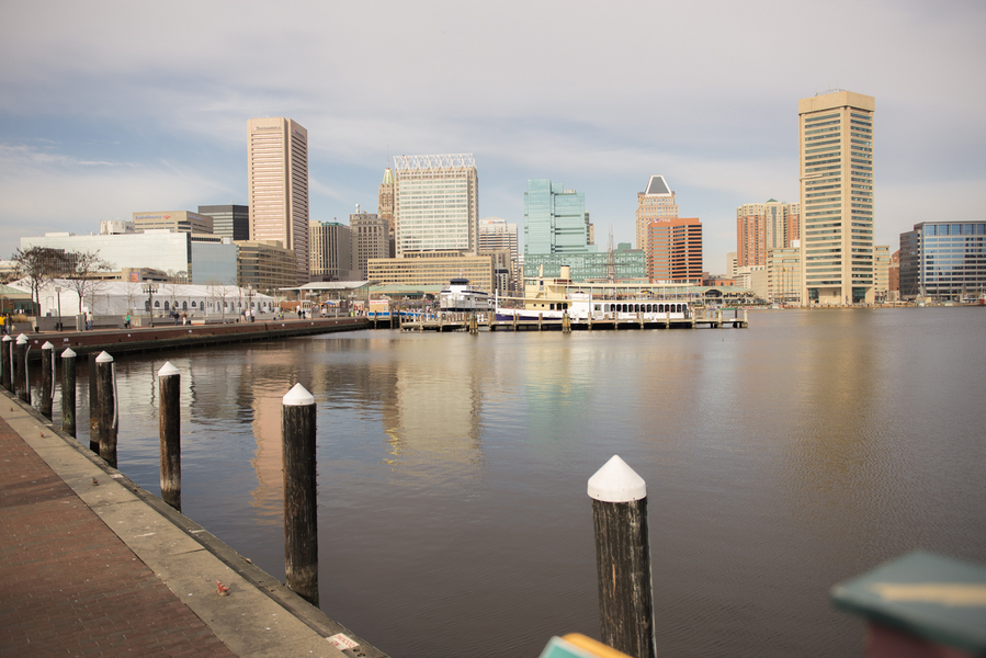Image 11 of Baltimore Harbor Marriage Proposal