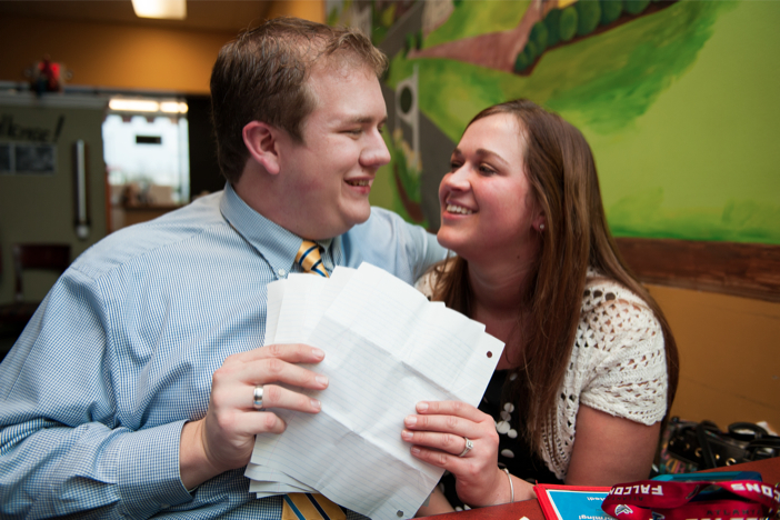 Image 1 of First Date Proposal Surprise