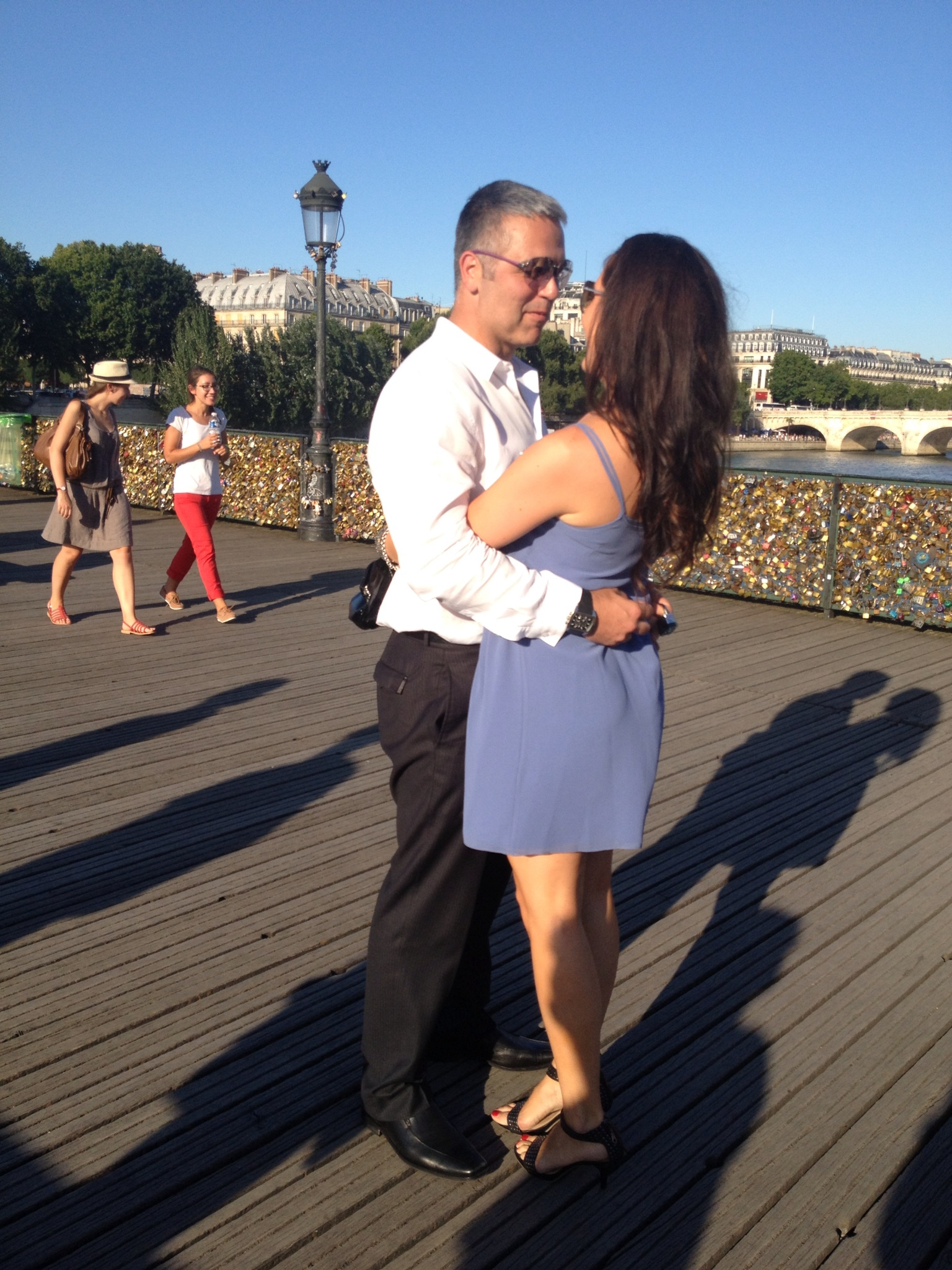 Image 2 of Erica and Doug | Proposal in Paris