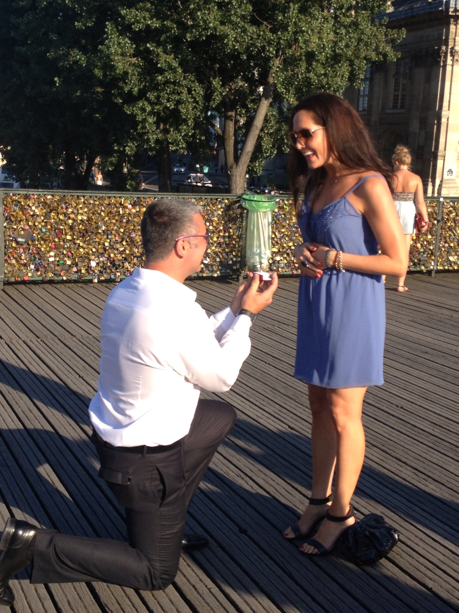 Image 5 of Erica and Doug | Proposal in Paris