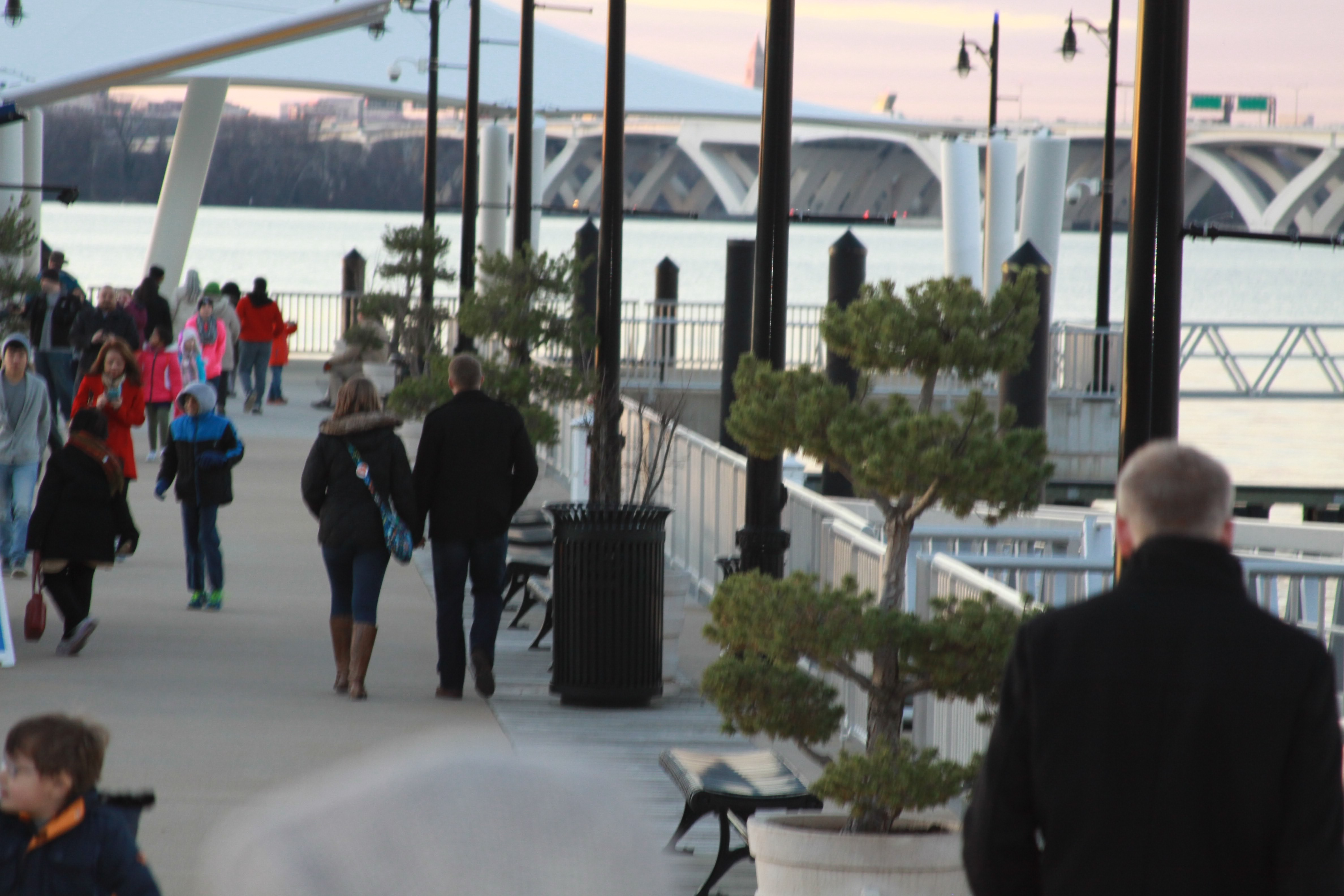 Image 10 of Kaitlin and Logan | Engaged at The National Harbor
