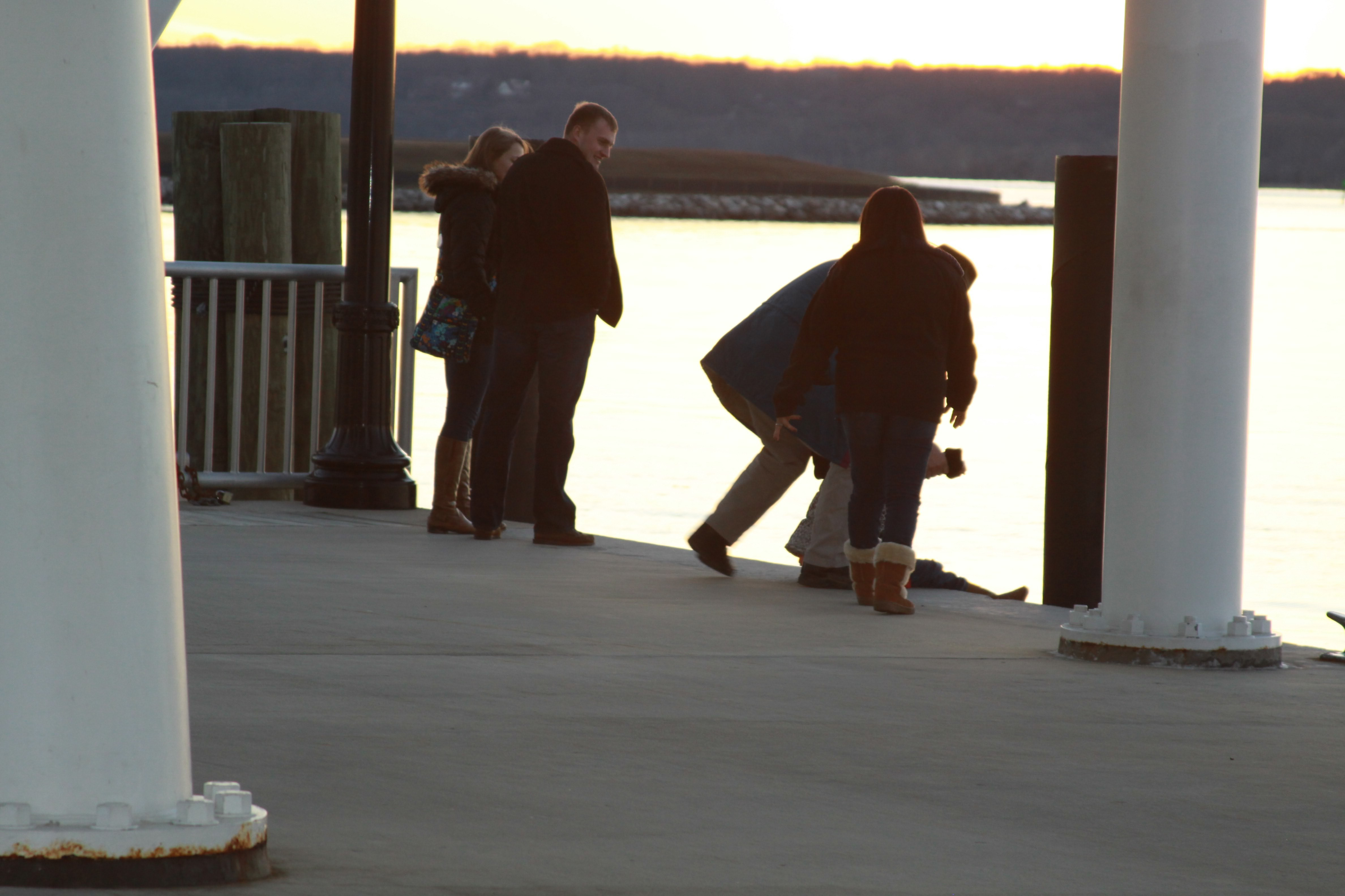 Image 11 of Kaitlin and Logan | Engaged at The National Harbor