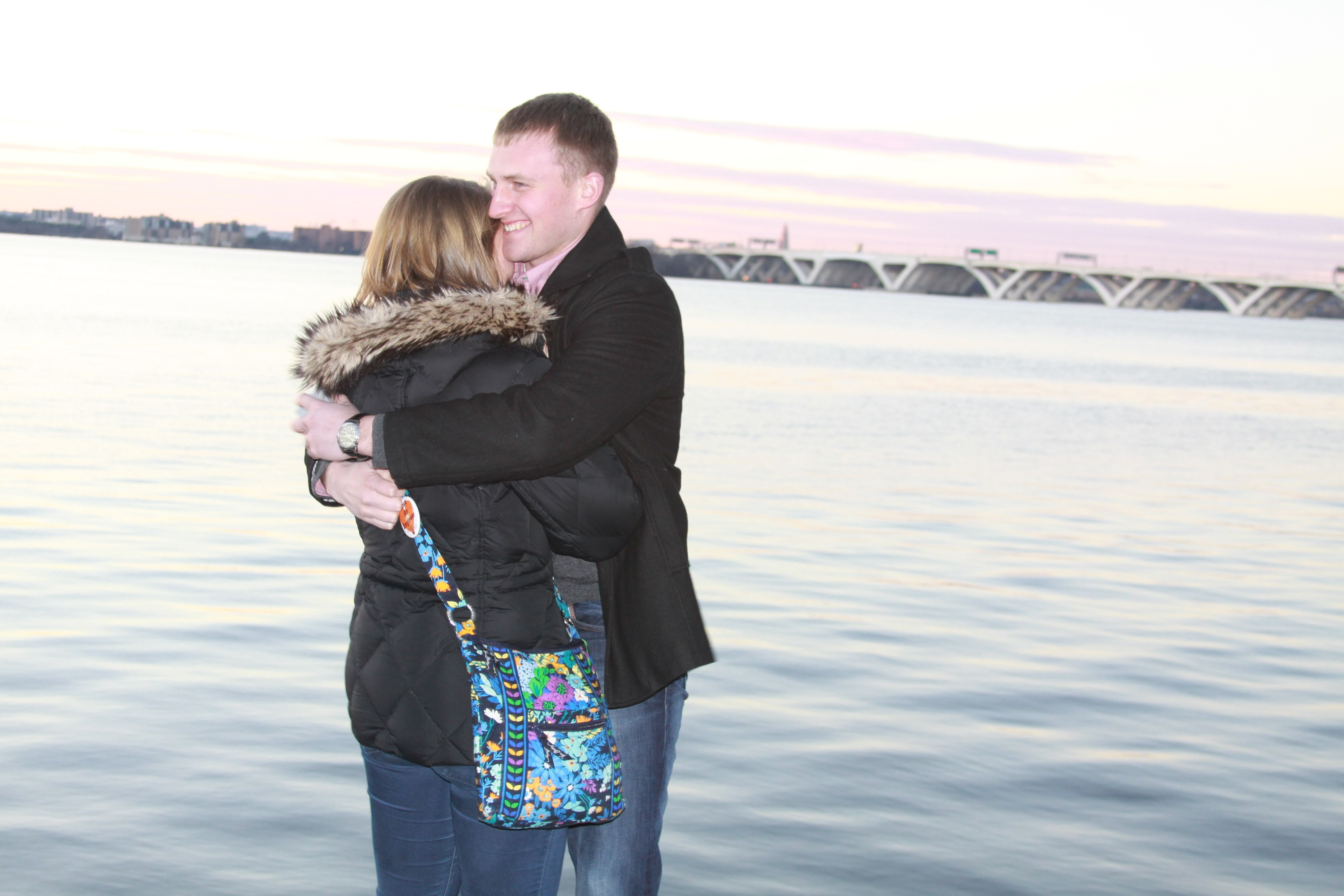 Image 13 of Kaitlin and Logan | Engaged at The National Harbor