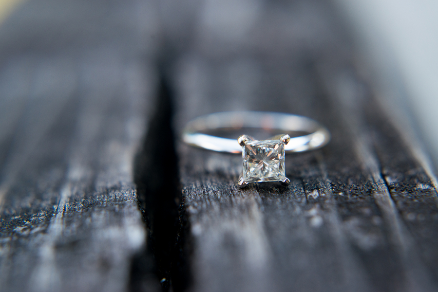 Image 3 of Leigh and Phillip | Gorgeous Garden Proposal