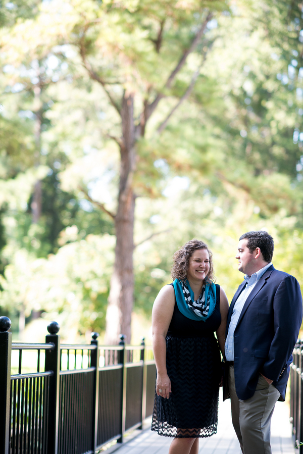 Image 9 of Leigh and Phillip | Gorgeous Garden Proposal