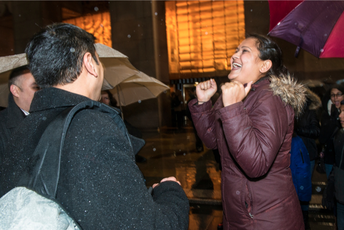 Image 8 of A surprise scavenger hunt proposal | Amit and Kinal