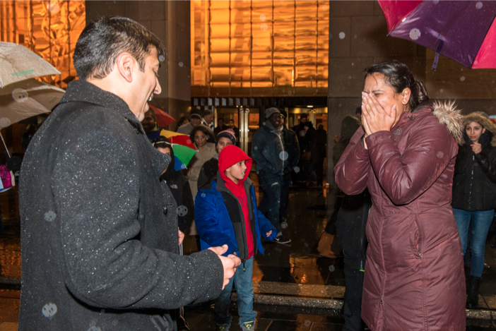 Image 3 of A surprise scavenger hunt proposal | Amit and Kinal