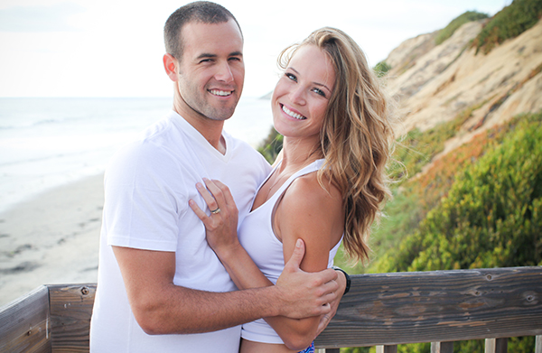 Image 8 of Beach Engagement Shoot | Blaine and Taylor