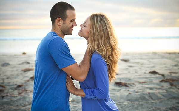 Image 6 of Beach Engagement Shoot | Blaine and Taylor