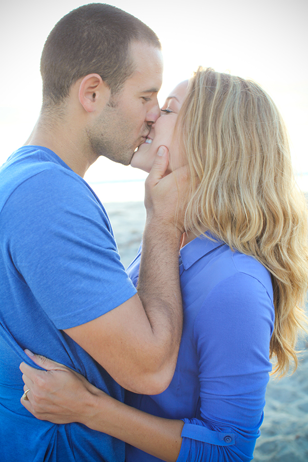 Image 2 of Beach Engagement Shoot | Blaine and Taylor