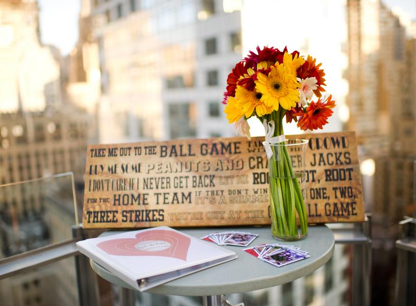 Image 2 of Baseball-Themed Proposal