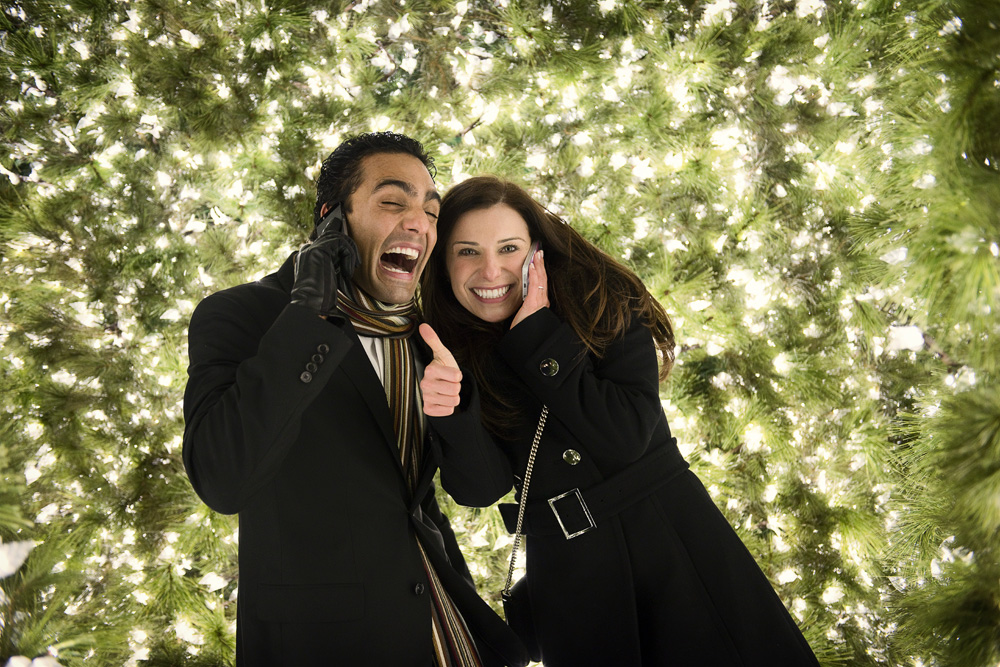 Image 10 of Christmas Eve Marriage Proposal