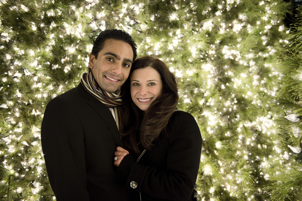 Image 7 of Christmas Eve Marriage Proposal