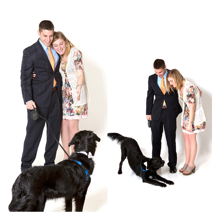 Image 3 of Family Photoshoot (Dog Too!) Turns into Marriage Proposal