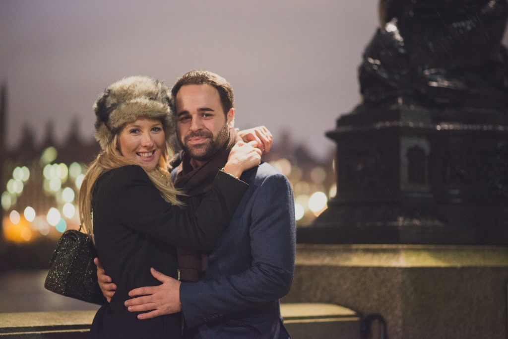 Image 1 of Romantic London Marriage Proposal